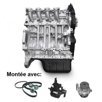 Moteur Complet Citroën C2 2007-2010 1.6 D HDi 9HZ(DV6TED4) 80/110 CV