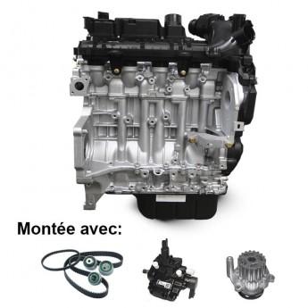Moteur Complet Citroën C3 III 2010 1.4 D HDi 8HZ(DV4TD) 50/68 CV