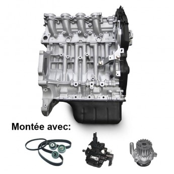 Moteur Complet Citroën C3 III 2010 1.6 D HDi 9HX(DV6ATED4) 66/90 CV