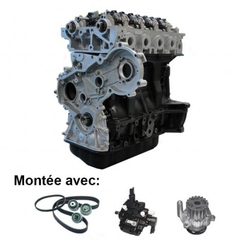 Moteur Complet Nissan Interstar 2002-2003 2.5 D dCi G9U724 84/114