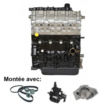 Moteur Complet Peugeot Partner/ Partner Origin/ Ranc I/II 1999-2007 1.9 D WJY 51/70 CV