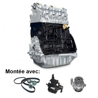 Moteur Complet Renault Scenic/Grand Scenic II 2000-2003 1.9 D dCi F9Q814 96/130 CV