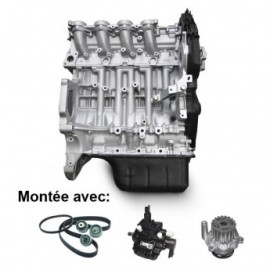 Moteur Complet Peugeot 206 2004-2007 1.6 D HDi 9HX 80/110 CV