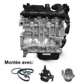 Moteur Complet Peugeot 206+ 2010-2012 1.4 D HDi 8HR 50/68 CV