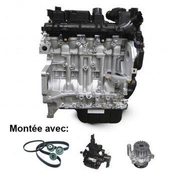Moteur Complet Peugeot 207 2006-2010 1.4 D HDi 8HZ 50/68 CV